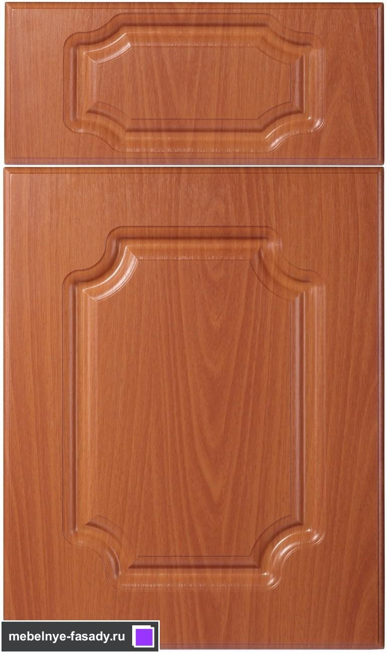 Мебельные фасады из МДФ с ПВХ : 017ВД Мебельный фасад МДФ/ПВХ